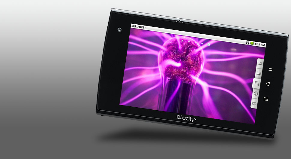 A7+ Internet Tablet from eLocity